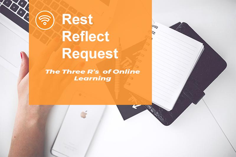 BLOG | Rest, Reflect, Request