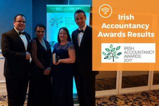 Irish Accountancy Awards Results