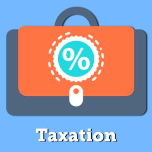 TX Taxation