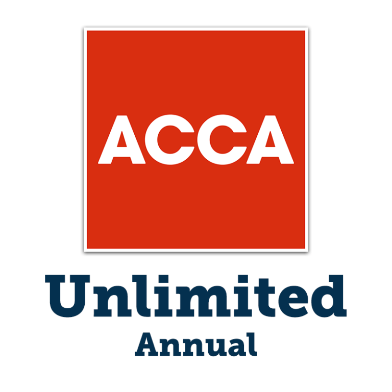ACCA Unlimited Annual