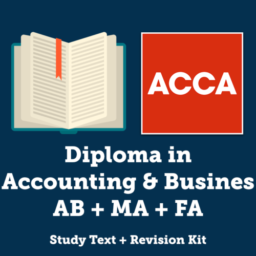 Diploma in Accounting and Business DAB ACCA