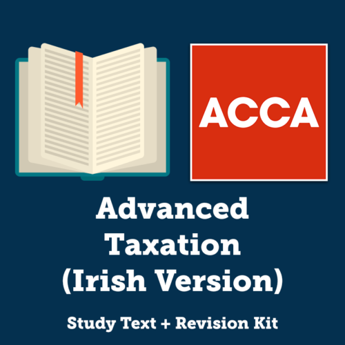 ACCA Advanced Tax Book ATX