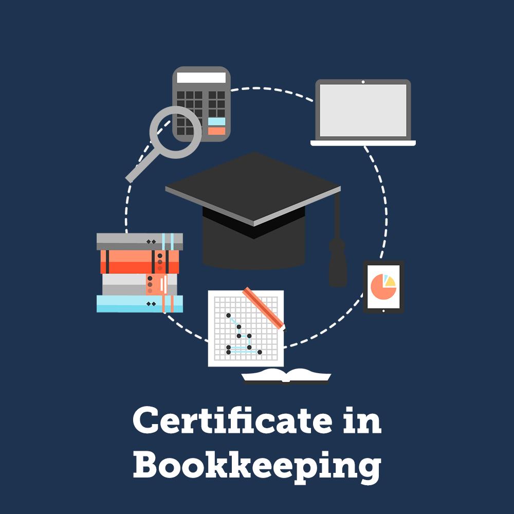 Certificate in Bookkeeping