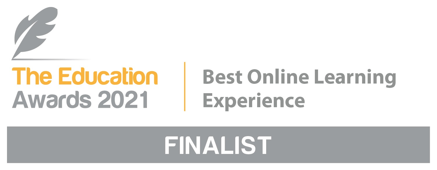 Education Awards 2021 Best Online Learning Experience